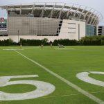 Cincinnati Bengals practice field