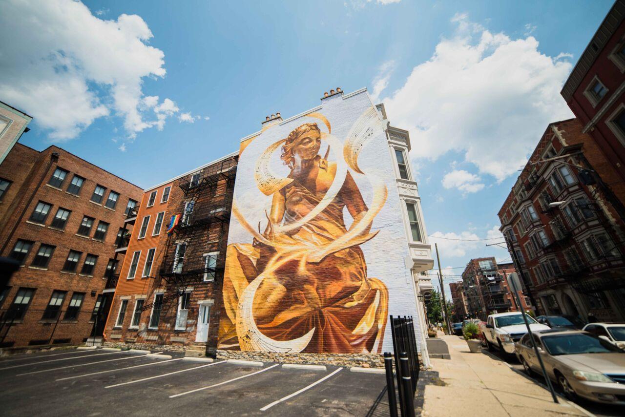 Artworks mural