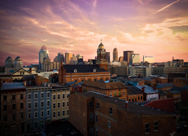 Random Cincinnati Image from unsplash.com